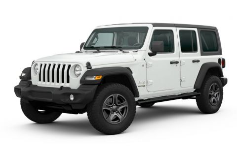 2020 JEEP Wrangler Unlimited Sport