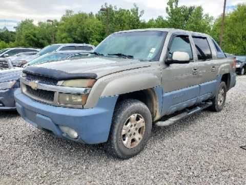 2002 Chevrolet Avalanche 1500 Base